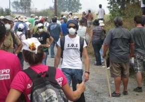 Όταν η κρατική βία προστατεύει τη «νομιμότητα» των πολυεθνικών τουχρυσού