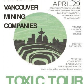 "Toxic Tour of Vancouver Exposes ""Greenest City's"" Dirtiest Secret"