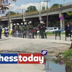 Χωρίς αστυνόμευση η Χαλκιδική εξαιτίας της Ελληνικός Χρυσός – Ακέφαλη ηηγεσία