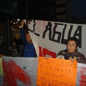 Πορεία στην Παταγονία,Αργεντινή