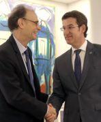 Ο Πρόεδρος της Περιφερειακής Κυβέρνησης συναντά τον Καναδό Πρέσβη στην Ισπανία