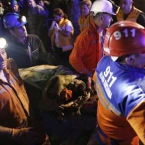 Εκατόμβη θυμάτων στο ανθρακωρυχείο –Εθνικο πένθος στηνΤουρκία