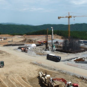Illegal construction works at the Skouries mining project in Halkidiki, Greece to be legalized by a scandalous new bill of Parliament