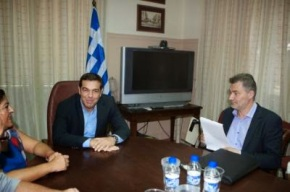 Αλ. Τσίπρας: Η κυβέρνηση του ΣΥΡΙΖΑ θα σταματήσει την καταστροφή στις Σκουριές