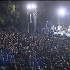Ολόκληρη η συναυλία από τη ΕΤ3(27/09)