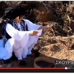 H τηλεοπτική Ελληνοφρένεια για τιςΣκουριές