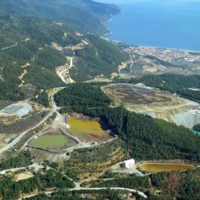 Το ΥΠΑΠΕΝ επιστρέφει στην Ελληνικός Χρυσός τις μελέτες για τηνΜεταλλουργία