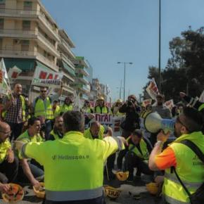 Εξώδικο των εργαζομένων στα μεταλλεία Κασσάνδρας κατά της ΕλληνικόςΧρυσός