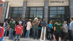 Αθώοι οι 3, ένοχος ο 1 για το συλλαλητήριο στον Κάκαβο το2012