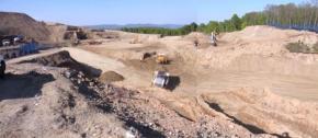 Επίσκεψη στις Σκουριές – Αποτρόπαια καταστροφή φυσικούπεριβάλλοντος
