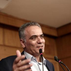 Π. Σκουρλέτης για Ελληνικός Χρυσός: Πρέπει να καταλάβουν ότι πρέπει να τηρούνται οι όροι που έχουνυπογραφεί