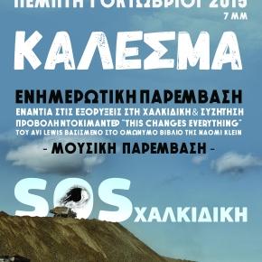 «Το κίνημα της Χαλκιδικής, καθρέφτης της ελληνικήςκοινωνίας»