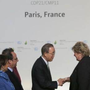 Διάσκεψη για το κλίμα στο Παρίσι…φρούριο