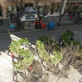 Μεγάλη πορεία στη Θεσσαλονίκη ενάντια στην εξόρυξηχρυσού