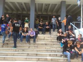 Θεσσαλονίκη: Αναβλήθηκε η δίκη για την εμπρηστική επίθεση στιςΣκουριές