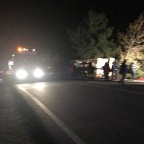 Ατυχήματα μεταφορών της ELDORADO(συνέχεια)